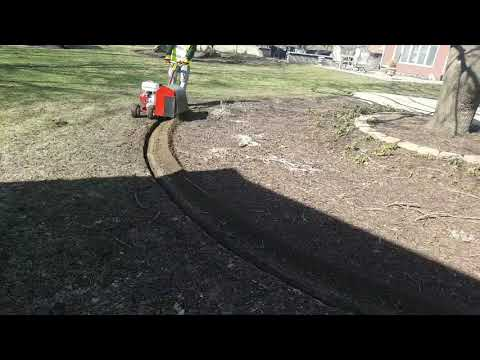 Bed Edger,edging,mulch,landscaping
