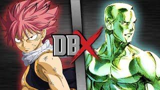Natsu VS Iceman | DBX