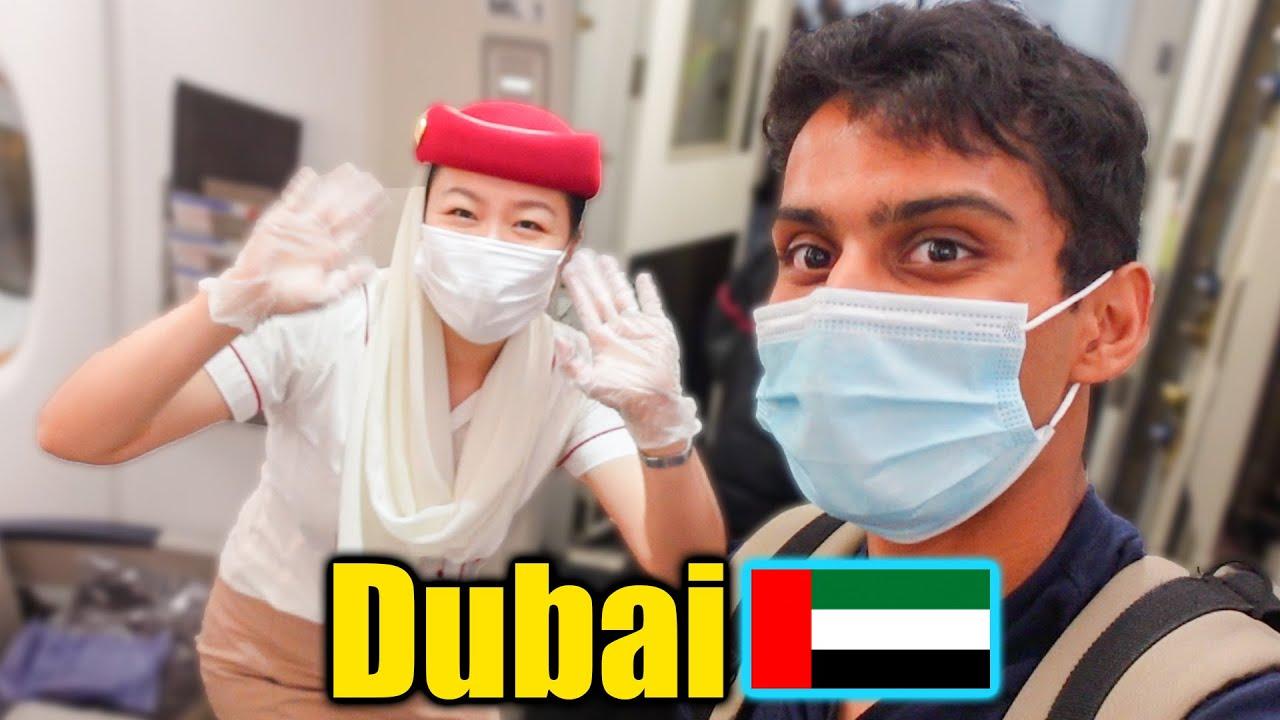 REACHED DUBAI 🇦🇪 INTERNATIONAL AIRPORT ✈️ - Episode 5   VelBros Tamil