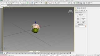 3ds Max 2015 教學課程 0221 Animation動畫 多物件動畫