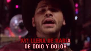 La Leyenda ft Genitallica -  Con Cualquiera  ( karaoke oficial )