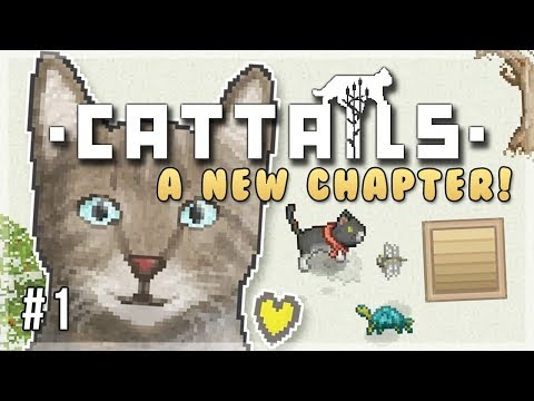 A Test of Courage! | Cattails Let's Play - Episode 1