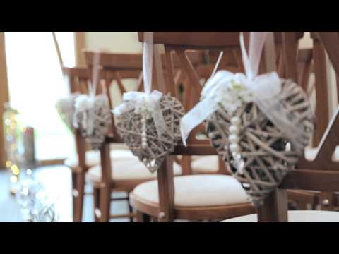 Open Aperture UK. Tom and Philippa - Wedding Day Highlights - Mythe Barn.