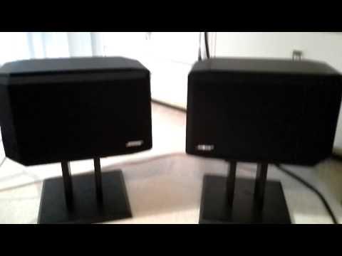 Bose 301 series IV speakers