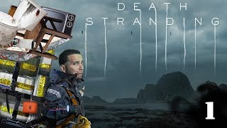 DE QUE VA EL MUNDO DE DEATH STRANDING? - GAMEPLAY EN ESPAÑOL -  PARTE 1