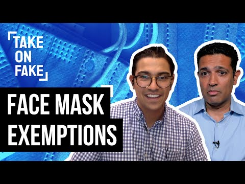 How to Debunk Face Mask Misinformation with MediaWise's Alex Mahadevan