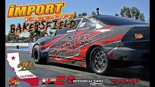 """IFO Bakersfield 2018 - Complete Event Coverage """"West Coast Sauce"""""""