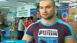Арсен Лилиев -выпуск новостей.