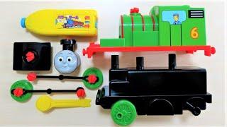 Thomas & Friends Percy きかんしゃトーマス パーシー くみたてファクトリー thumbnail