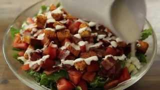 Bacon Recipes - How to Make a BLT Salad