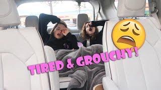 Tired & Grouchy 😫 (WK 366) | Bratayley