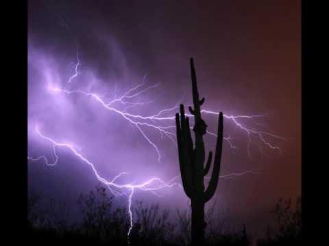 tucson arizona monsoon lightning youtube