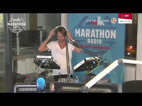 Marathonradio: Geniet van de volledige DJ set van Regi