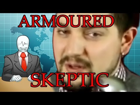 Armoured Skeptic doesn't understand ANYTHING