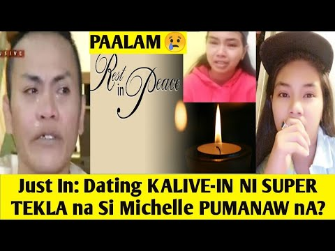 JUST IN: DATING KALIVE-IN NI SUPER TEKLA PUMANAW NA NGA BA? LATEST UPDATE TEKLA IPINATULFO -  (2020)