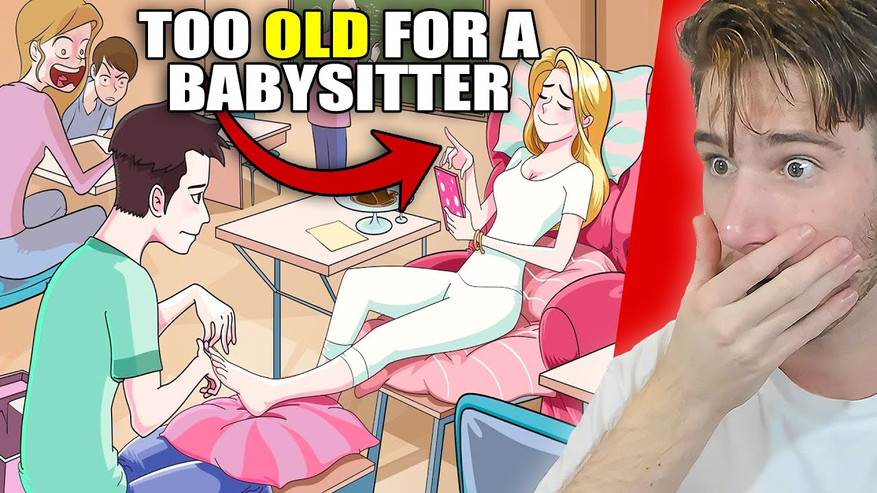 Download Billionaire Dad Hired Teen Daughter A Babysitter (True Story Animation)