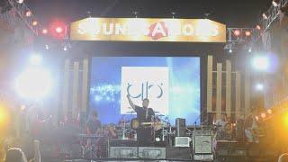 H I G G S - The Tension Live at SOUNDSATIONS 100 kota 1 bahasa (Banjarmasin)
