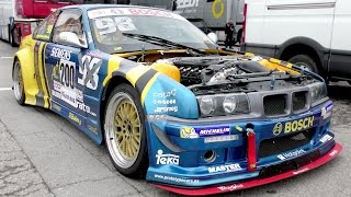Bmw 2016 drive - modified bmw m3 e36 evo : onboard driver, flybys sound w/supersprint exhaust sound