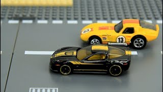 Street Racers for Kids Stop Motion