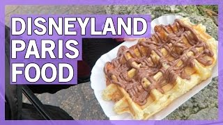 Disneyland Paris Food | Winter 2016(We share with you guys all the snacks and food I had with Abe on our December trip to Disneyland Paris! More food videos from the international parks: TOKYO ..., 2017-01-12T10:30:30.000Z)