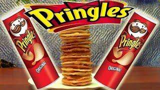 DIY | How to make a delicious Pringles