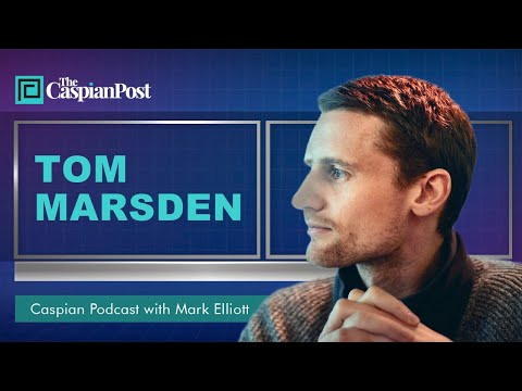 Episode 8 | Tom Marsden - Baku-based British photo-journalist and editor