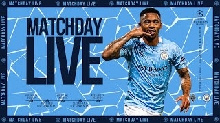 B.Monchengladbach vs Manchester City - LIVE Watchalong