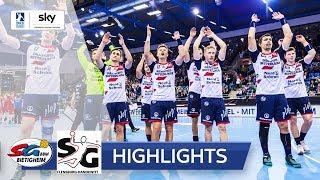 SG BBM Bietigheim - SG Flensburg-Handewitt | Highlights - DKB Handball Bundesliga 2018/19