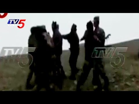 Chinese Troops Enters India in Sikkim Sector, Jostle with Indian Jawans | TV5 News
