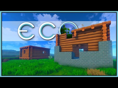 Twisted Architecture - Eco Gameplay - Part 11 [Let's Play Eco Game / Eco Gameplay]
