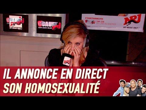 Il Se Fait Piéger Et Annonce En Direct Son Homosexualité - C'Cauet Sur NRJ