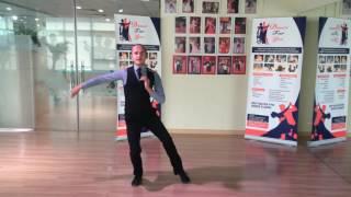 Samba Lesson: Whisk (Pavel)