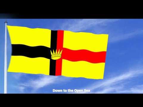 Anthem of The Kingdom of Sarawak