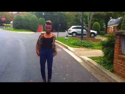 Go Down Low dance by African babes
