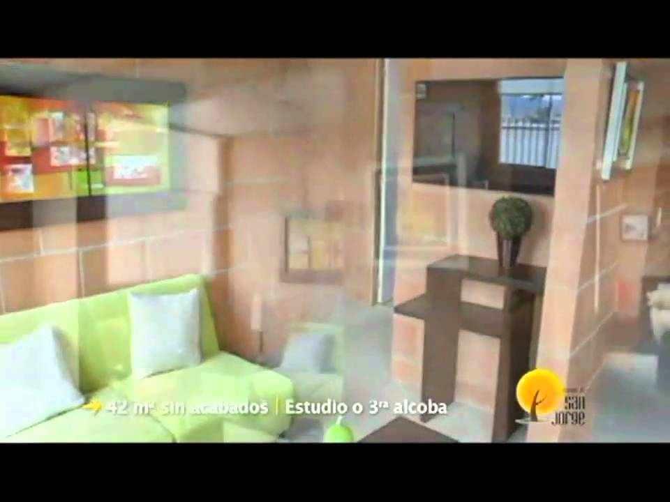 Vivienda de interes social vis estrato 2 3 youtube for Decoracion para minidepartamentos