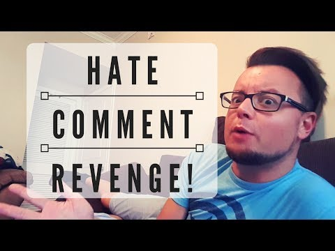 Reacting to HATE comments! - First World Traveller gets Hate Comment Revenge!