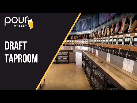 Draft Taproom In Charlottesville, VA - 64 Self-Serve Taps By PourMyBeer