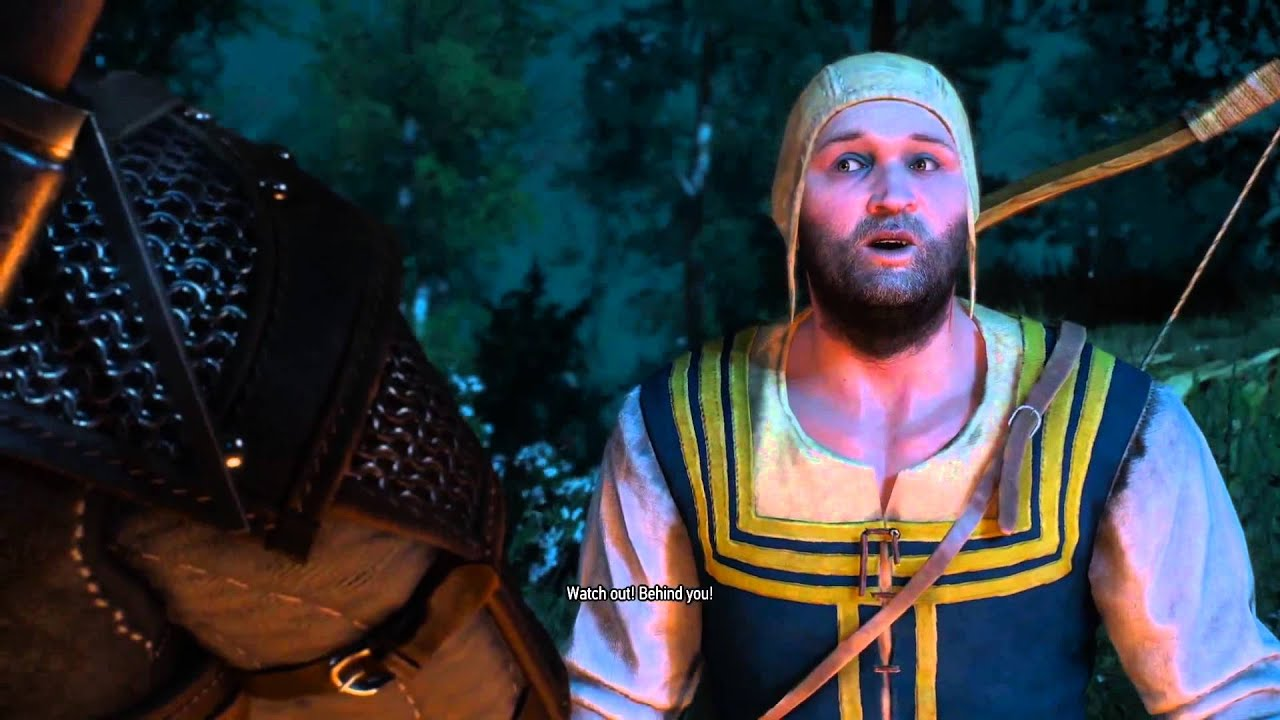 Download The Witcher 3 - Precious Cargo Quest Gameplay - 1080p 60fps