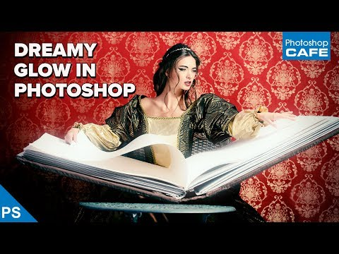 How to Give Portraits a Dreamy Glow in Photoshop