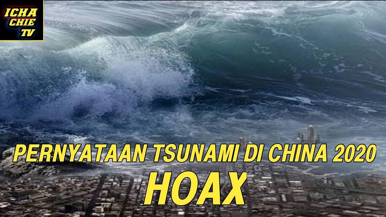 pernyataan tentang tsunami 2020 di china
