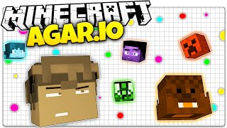 Video Minecraft | AGAR.IO in Minecraft! | Blob Wars (Minecraft Agario) download MP3, 3GP, MP4, WEBM, AVI, FLV Oktober 2018