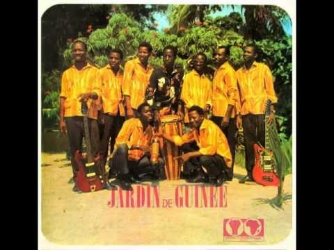Orchestre du Jardin de Guinee (SLP 2) 1967