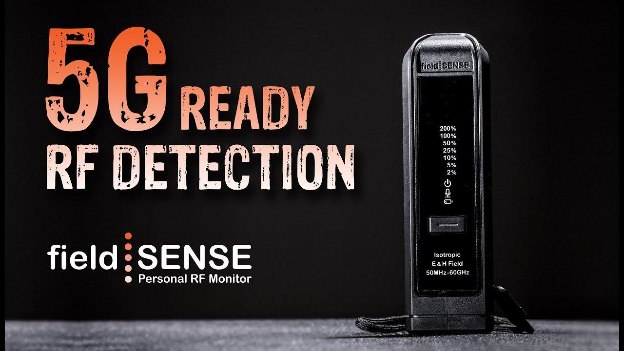 FieldSense FS60 Personal RF Monitor