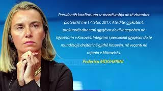 Bisedimet Kosovë-Serbi, Thaçi dhe Vuçiç takohen në Bruksel - Top Channel Albania - News - Lajme