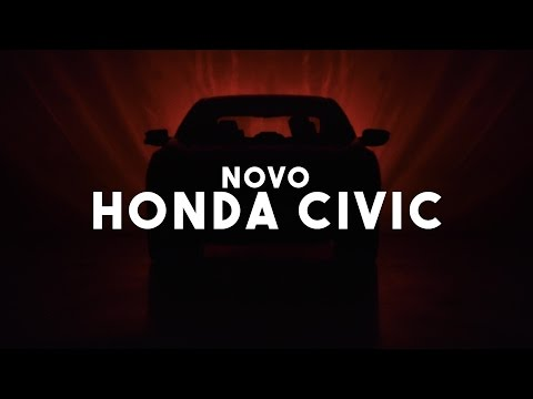 Teste Webmotors - Novo Honda Civic