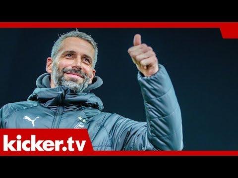 Der Spitzenreiter und die Titelfrage - Gladbach vor dem Topspiel gegen die Bayern | kicker.tv