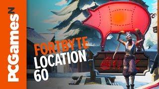 Fortnite Fortbyte guide - Number #60