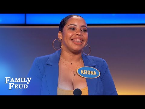 Men think about sex. Dogs think about... wait, WHAT? | Family Feud