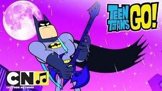 Юные Титаны, вперед! ♫ Песня настоящего парня ♫ Cartoon Network