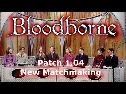 password matchmaking bloodborne